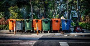 Czysty świat - pojemniki i kosze do segregacji śmieci