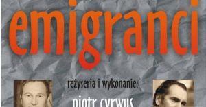 Emigranci w Miejskim Domu Kultury