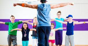 Zajęcia ogólnorozwojowe dla dzieci w SCT Pszczyna