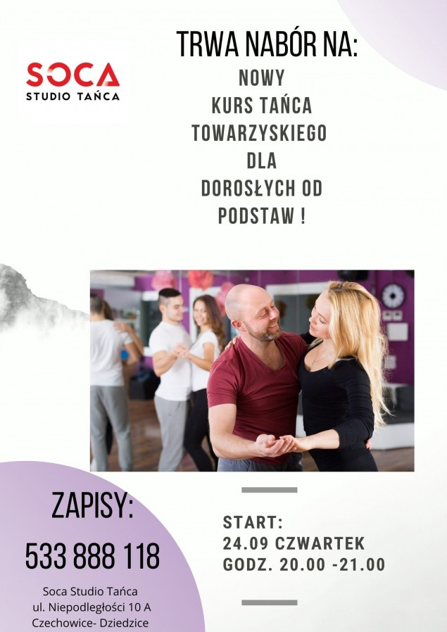 SOCA Studio Tańca
