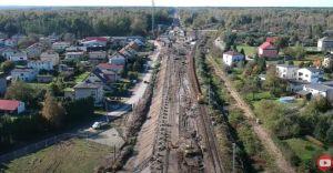 PKP PLK planuje przebudowę linii kolejowej z Zabrzega do Zebrzydowic