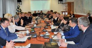 Radni przyjęli budżet na 2019 rok - 38 mln złotych na inwestycje