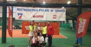 Juniorki BKT Advantage Drużynowymi Mistrzyniami Polski!