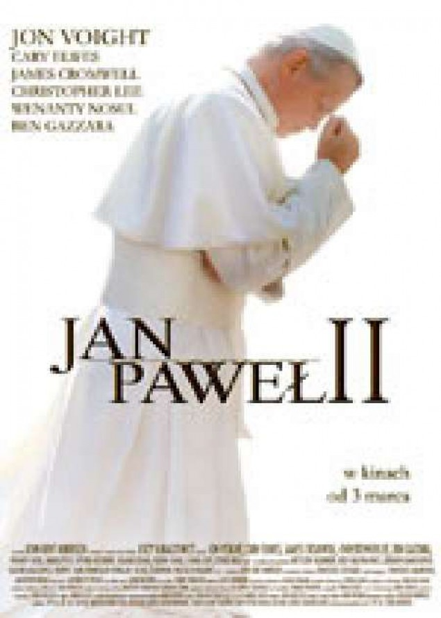 Jan Paweł II na ekranie Świtu