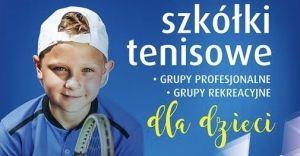 Szkółki Tenisowe dla Dzieci w SCT Pszczyna - ostatnie wolne miejsca!