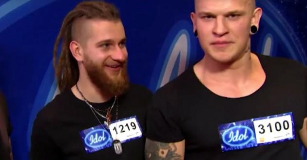 Jakub Krystyan, Krystian, Idol