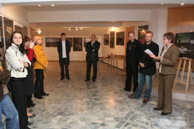 Piktorialiści Polscy w Galerii ExLibris