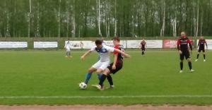 MRKS strzelił aż cztery bramki zespołowi z Raciborza