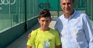 Życiowy sukces młodego tenisisty Jakuby Jędrzejczaka!