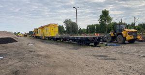 PKP PLK wyjaśnia, skąd opóźnienie na modernizacji linii nr 93