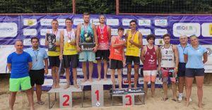 II Grand Prix Czechowic-Dziedzic w siatkówce plażowej za nami