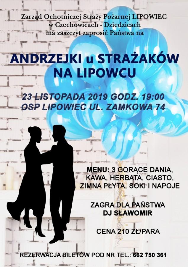 Andrzejki OSP Lipowiec