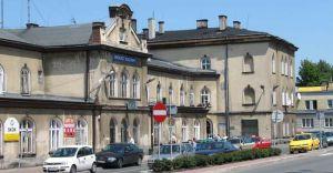 Dworzec PKP coraz bliżej miasta