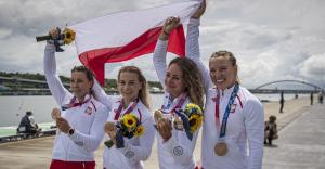 Justyna Iskrzycka z brązowym medalem Igrzysk Olimpijskich!
