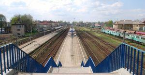 W planie remont stacji Czechowice-Dziedzice i wymiana torów