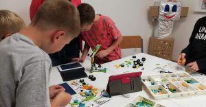 Warsztaty z LEGO Robotyką i Minecraftem