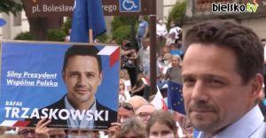 Trzaskowski: Mieszkańcy oczekują inwestycji w lokalne społeczności