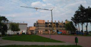 Rok szkolny lada dzień, a w szkole w Bronowie trwają prace budowlane