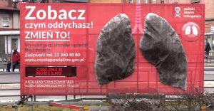 Czarne płuca opuszczają Czechowice-Dziedzice