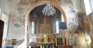 [FOTO] Można już podziwiać polichromie w bestwińskim kościele