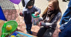 [FOTO] Mieszkańcy gminy okazali hojność Liliance chorej na zespół TAR