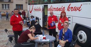 Śląski oddział PCK podsumował wrześniowe akcje krwiodawstwa