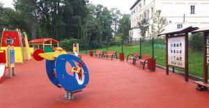 Edukacyjny plac zabaw przy Centrum Edukacji Ekologicznej już otwarty!