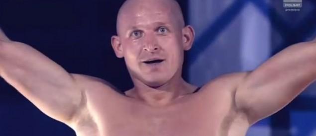 Mariusz Bulandra w programie Ninja Warrior Polska