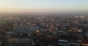 Wideo-dnia: Zobacz Czechowice-Dziedzice z lotu ptaka