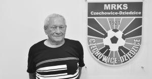 Zmarł Jan Kost - wieloletni zawodnik, działacz i kibic MRKS
