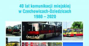 Wydano książkę na temat historii komunikacji miejskiej