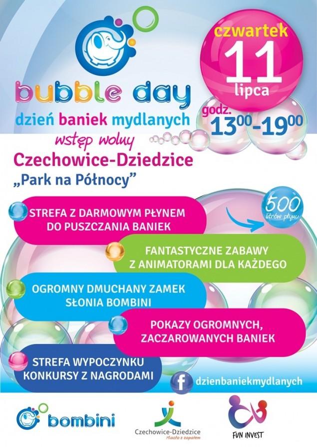 Bubble day, bańki