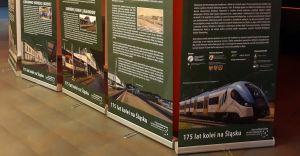 Wystawa o kolei w MDK w Czechowicach-Dziedzicach