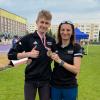 [ZDJĘCIA] Osiem medali czechowickich lekkoatletów!