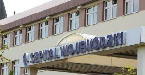 Kolejny oddział Szpitala Wojewódzkiego objęty kwarantanną