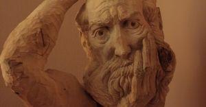 [WIDEO, FOTO] Michał Michalec - czechowicki rzeźbiarz-amator