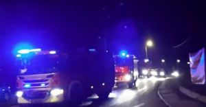 [WIDEO] Tragedia na torach. Pociąg śmiertelnie potrącił pieszego