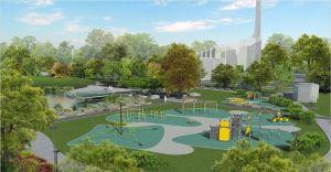 COVID i pogoda opóźniły budowę parku przy ul. Królowej Jadwigi