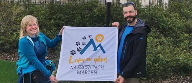 """Pierwsza z wypraw w ramach akcji """"Łapy w Górę"""" zakończona - 05.05.2021"""