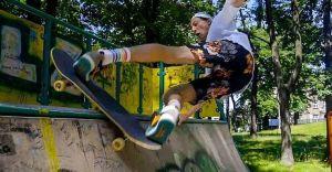 [WIDEO] Co słychać w Lasku? Sprawdzamy stan skateparku