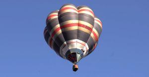 Poranny lot balonem nad Czechowicami-Dziedzicami