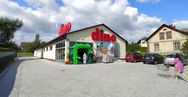 Sieć Dino otworzyła swój market w Czechowicach Południowych