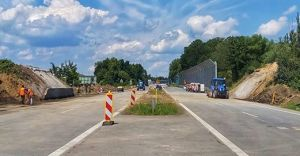 Szykuje się kolejne zamknięcie czechowickiego odcinka DK-1