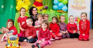 """Sala Zabaw """"Radocha"""" zaprasza 3 i 4- latki na zajęcia """"Happy Kids"""""""
