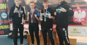 [ZDJĘCIA] Beskid Dragon podsumował starty w Mistrzostwach Polski