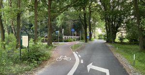 [Trasy rowerowe] Przez Aleję Dębową do Promnic i dalej