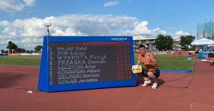 Pięć medali zawodników MKS podczas Mistrzostw Polski