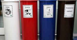 """""""Ziemię szanujemy - śmieci segregujemy"""" - konkurs ekologiczny"""