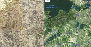 [Historyczne ciekawostki] Znajdź swoją ulicę na mapie z XIX wieku