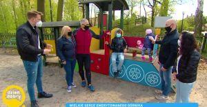 Emerytowany górnik przejedzie Europę na rowerze dla Lilianki